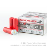 25 Rounds of 1 ounce #7 1/2 Shot 12ga Ammo by Winchester