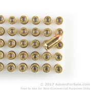 250 Rounds of 95gr FMJ .380 ACP Ammo by Blazer Brass