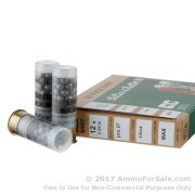 250 Rounds of 1 1/4 ounce #4 Buck 12ga Ammo by Sellier & Bellot