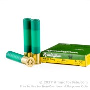 250 Rounds of 1/5 ounce Rifled Slug .410 Bore Ammo by Remington