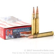 200 Rounds of 150gr SP 30-06 Springfield Ammo by Hornady
