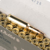 Close up of the 140gr on the 500 Rounds of 140gr FMJBT 6.5 Creedmoor Ammo by Sellier & Bellot