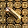 Close up of the 185gr on the 50 Rounds of 185gr SJHP .45 ACP Ammo by Prvi Partizan
