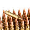 Image of 50 Rounds of 55gr FMJBT .223 Ammo by Hornady