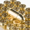 View of Fiocchi 9mm ammo rounds