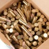 View of Winchester .22 LR ammo rounds