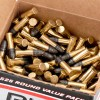 Close up of the 40gr on the 525 Rounds of 40gr LRN .22 LR Ammo by CCI