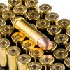 Close up of the 110gr on the 50 Rounds of 110gr Frangible .38 Spl Ammo by SinterFire GreenLine