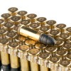 Close up of the 40gr on the 5000 Rounds of 40gr LRN 22 LR Ammo by CCI