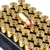 Close up of the 115gr on the 50 Rounds of 115gr FNEB 9mm Ammo by Remington