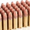 View of CCI .22 LR ammo rounds