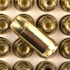 View of Magtech .45 ACP ammo rounds
