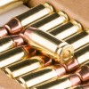 Close up of the 165gr on the 600 Rounds of 165gr FMJ .40 S&W Ammo by Winchester