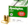 Image of 600 Rounds of 180gr MC .40 S&W Ammo by Remington