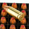 Image of 250 Rounds of 115gr JHP 9mm Ammo by Hornady