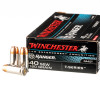 Image of 50 Rounds of 180gr JHP .40 S&W Ammo by Winchester - Law Enforcement Trade-In