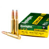 View of Remington 30-06 Springfield ammo rounds