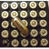 Close up of the 102gr on the 25 Rounds of 102gr JHP .380 ACP Ammo by Remington