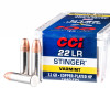 Image of 50 Rounds of 32gr CPHP .22 LR Ammo by CCI