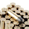 Close up of the 158gr on the 400 Rounds of 158gr LRN .38 Spl Ammo by Federal
