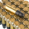 Close up of the 40gr on the 500  Rounds of 40gr LRN .22 LR Ammo by CCI