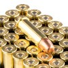 Close up of the 130gr on the 250 Rounds of 130gr MC .38 Spl Ammo by Remington
