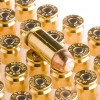 Close up of the 180gr on the 40 S&W - 180 gr FMJ - American Eagle C.O.P.S. - 50 Rounds