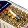 Close up of the 40gr on the 50 Rounds of 40gr LRN .22 LR Ammo by CCI