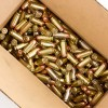Close up of the 180gr on the 250 Rounds of 180gr CPHP .40 S&W Ammo by BVAC