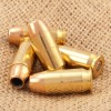 Close up of the 230gr on the 50 Rounds of 230gr JHP .45 ACP Ammo by Federal