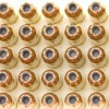 Close up of the 185gr on the 1000 Rounds of 185gr JHP .45 ACP Ammo by BVAC