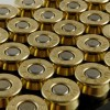 Close up of the 230gr on the 100 Rounds of 230gr JHP .45 ACP Ammo by Remington