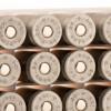 View of Blazer .45 ACP ammo rounds