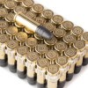 Close up of the 42gr on the 500 Rounds of 42gr LRN .22 LR Ammo by Gemtech Subsonic