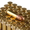 Close up of the 45gr on the 50 Rounds of 42gr CPRN .22 LR Ammo by Federal