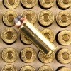 Close up of the 240gr on the 50 Rounds of 240gr JSP .44 Mag Ammo by Winchester