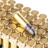 Close up of the 40gr on the 50 Rounds of 40gr LRN .22 LR Ammo by Fiocchi
