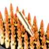 Close up of the 50gr on the 1000 Rounds of 50gr V-MAX .223 Ammo by Fiocchi