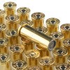 Close up of the 148gr on the 1000 Rounds of 148gr Lead Wadcutter .38 Spl Ammo by Federal
