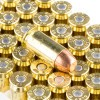 Close up of the 185gr on the 50 Rounds of 185gr FMJ .45 ACP Ammo by Speer