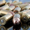 Close up of the 185gr on the 50 Rounds of 185gr FMJ .45 ACP Ammo by M.B.I.