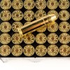 Close up of the 158gr on the 50 Rounds of 158gr FMJ .38 Spl Ammo by Sellier & Bellot