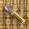 Close up of the 40gr on the 5000 Rounds of 40gr LRN .22 LR Ammo by Federal