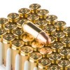 View of Prvi Partizan 9mm ammo rounds