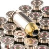 View of Remington .45 ACP ammo rounds