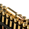 Close up of the 75gr on the 20 Rounds of 75gr TMJ .224 Valkyrie Ammo by Federal