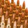 Close up of the 52gr on the 50 Rounds of 52gr HPBT .223 Ammo by Hornady