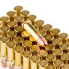 Close up of the 32gr on the 500 Rounds of 32gr Segmented HP .22 LR Ammo by CCI