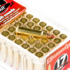 Close up of the 17gr on the 500 Rounds of 17gr V-MAX .17HMR Ammo by Hornady
