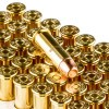 Close up of the 130gr on the 500  Rounds of 130gr FMJ .38 Spl Ammo by Winchester